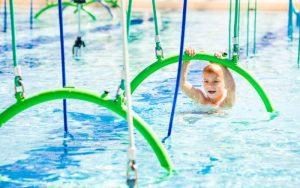 Wasser-Parcours Ninjacross in Deutschland
